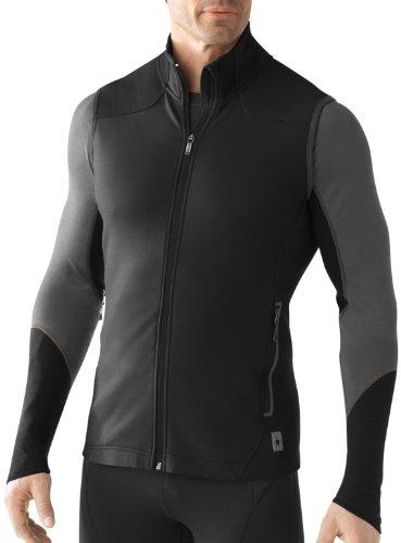 Smartwool TML Mid Gilet pour Homme XL Noir