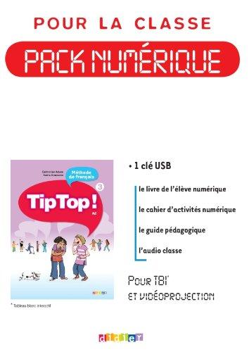 Tip Top! 3 - Pack Numerique 1 Licence: Pack numerique pour la classe (USB stick) 3