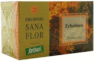 Santiveri Sanaflor Infusion Erbalinea 20 Bolsitas 100 g