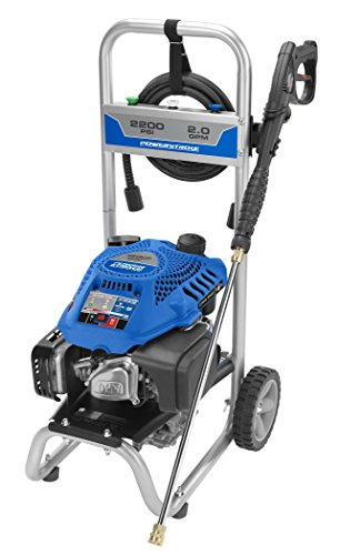 Lowest Price! Powerstroke PS80519B 2200 psi Gas Pressure Washer