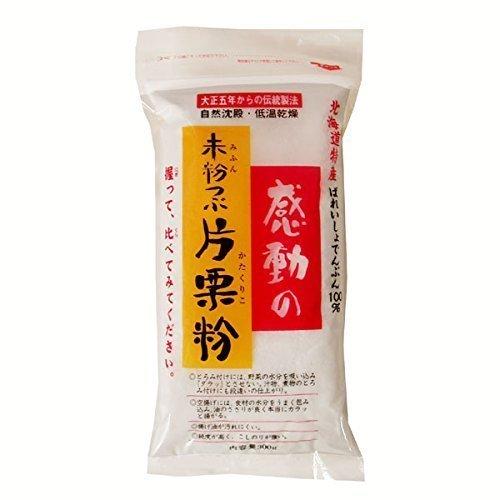 中村食品産業『感動の未粉つぶ片栗粉』