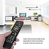Calvas RC1205 Universal For Hitachi Smart LED TV Remote Control Controller Wireless Remote