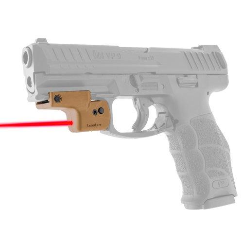 LaserLyte UTA-FSLT Lyte Ryder: Fits All Pistols W/Rails Tan