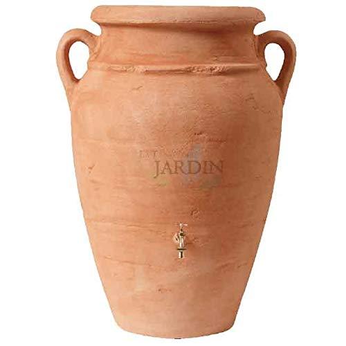 Wassertank Amphore Terracotta Fassungsvermögen: 250 l
