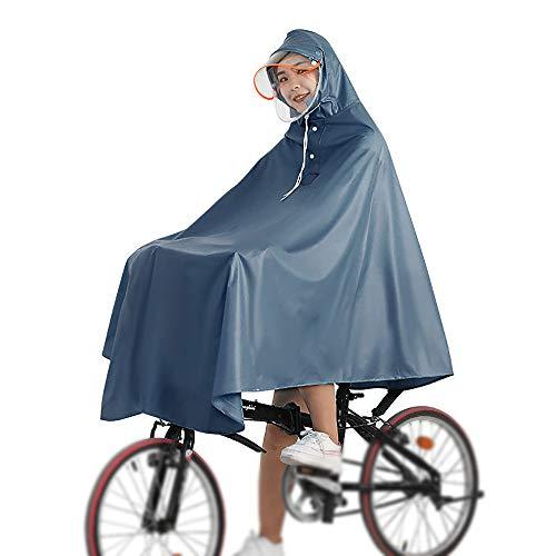 Fietsen Fiets Regen Cape Poncho Hooded Mobiliteit Scooter Cover