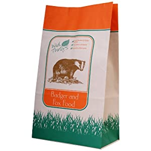 Wildlife World 2Kg Badger/Fox Food