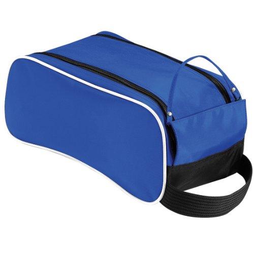 Quadra - Sac à chaussures - 9 litres (Taille unique) (Bleu...