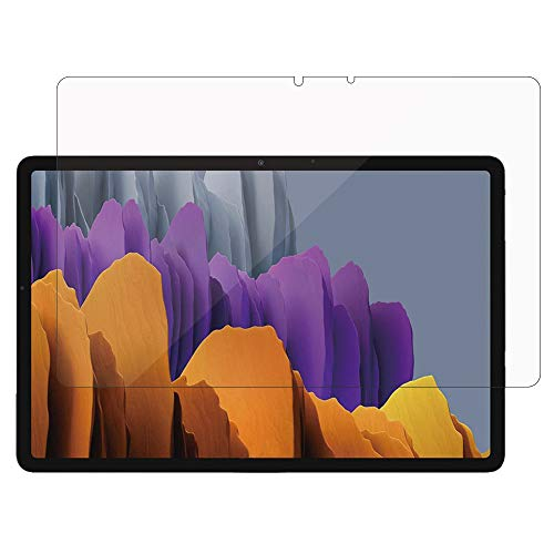 NUPO Panzerglasfolie für Samsung Galaxy Tab S7 11,0 Zoll 2020, Panzerglas Folie, HD Displayschutzfolie/Panzerfolie, 2.5D Tempered Glas Schutzglas, Hartglas Schutzfolie für Galaxy Tab S7 SM-T870/875