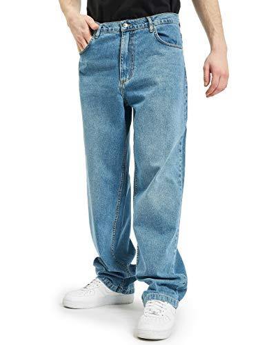 Reell Jeans Herren Baggys Baggy blau W 34 L 32