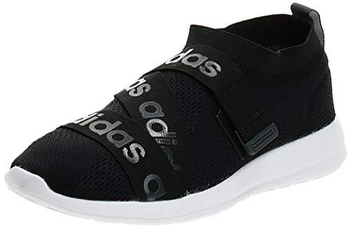 adidas KHOE Adapt X, Zapatillas de Running Mujer, Core Black/Grey Six/Purple Tint, 42 EU