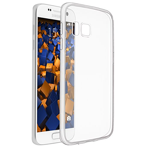 mumbi Hülle kompatibel mit Samsung Galaxy S7 Handy Case Handyhülle dünn, transparent