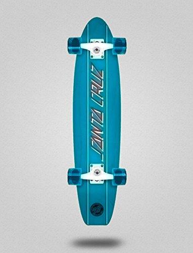 Santa Cruz Skate Longboard Cruiser Complete Classic Strip 28,95 X 6,8