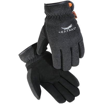 Caiman 2395 Fleece Back Heatrac Deerskin Gloves