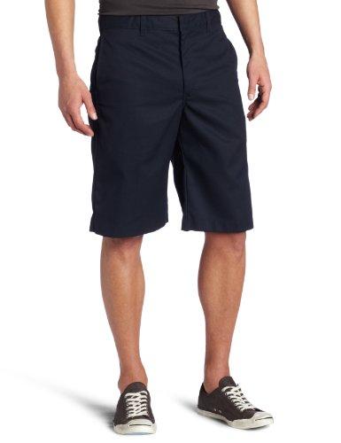 Blue Khaki Shorts Men