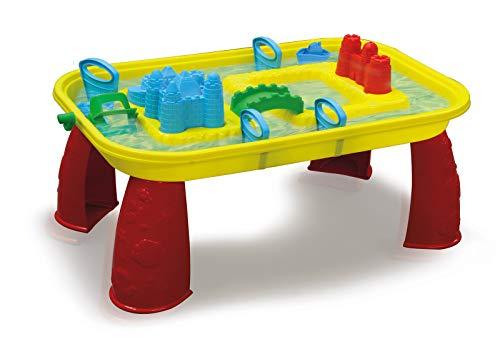 Jamara 460344 460344-Sand-und Wasserspieltisch Castle-mit Wasser...