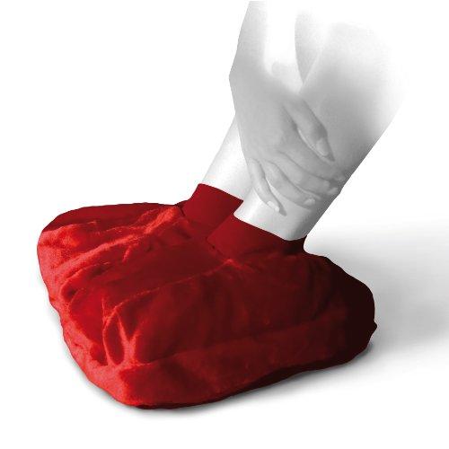 Fußwärmer rot