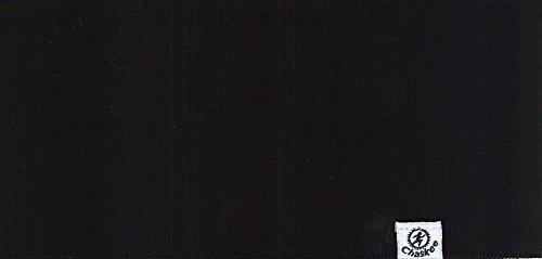 Chaskee Headband St. Moritz Fleece Lining Stirnband Merinowolle, Farbe:black
