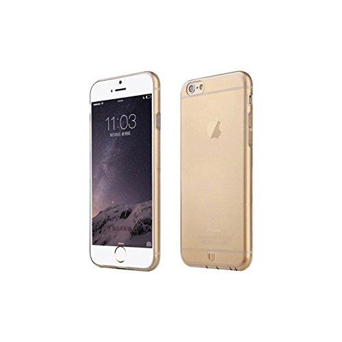 Razberry Cover BASEUS per iPhone 6Plus–Oro
