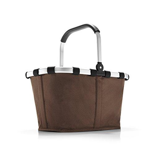 reisenthel carrybag mocha Maße: 48 x 29 x 28 cm/Volumen: 22 l