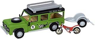 Wooden Model Kit for Kids +8: All Road