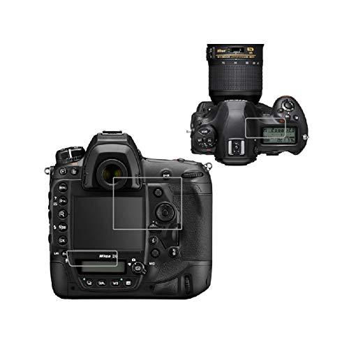 Nikon D6 用【抗菌・抗ウイルス・防指紋】液晶保護フィルム