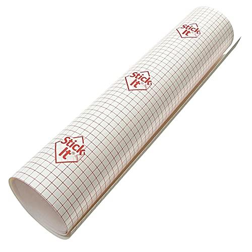 Rollo de PVC de 1,4 m para hacer pantallas de lámparas, 50 cm de ancho, 300 micras de grosor