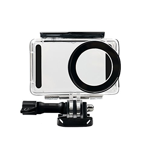 Semoic for Xiaomi Mijia 4K Mini Action Camera 45M Waterproof Diving Housing Case kit