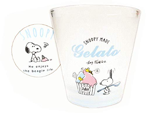 Peanuts Snoopy Frost Glass Gelato SNTS-026