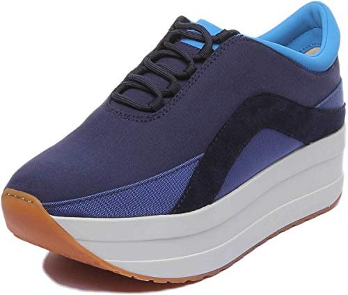 Vagabond Damen Casey Sneaker, Blau (Dark Blue 64), 40 EU