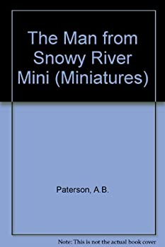 Hardcover The Man from Snowy River Mini (Miniatures) Book