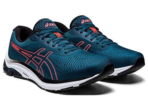 ASICS Gel-Pulse 12 - Zapatillas de running para hombre, azul (Azul Magnético/Azul Magnético), 41.5 EU