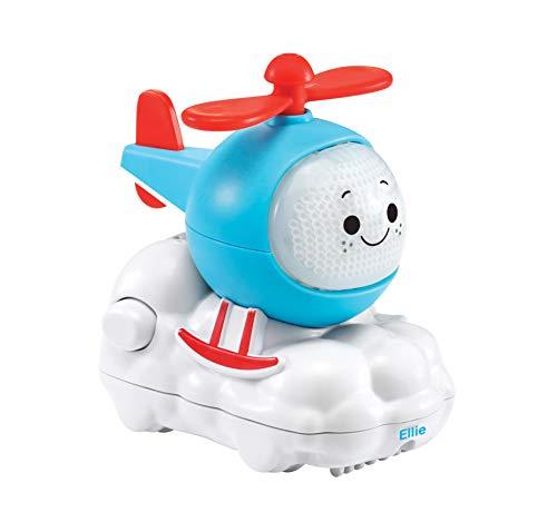 Vtech 80-523404 TUT Ellie Copter Babyspielzeug, Babyfahrzeug, Spielzeugauto, Cory Flitzer