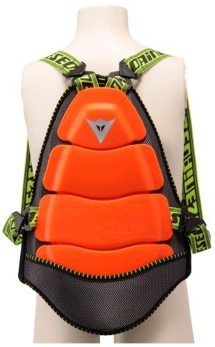 Dainese Kinder Safety Back Protector 01 Evo Ski Protektor, Rot, JS