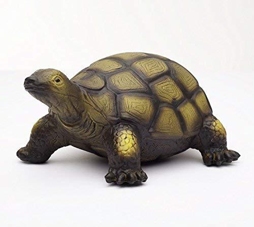 Green Rubber Toys Jouet de bain en caoutchouc naturel / latex en forme de tortue