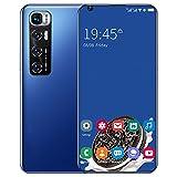 PENNY73 Teléfono Móvil de Fábrica M11 Pro 7.2 HD Smartphone en Pulgadas 12GB + 512GB Android 5G Versión Global Teléfonos Celulares 5600mAh 10 Core,Blue