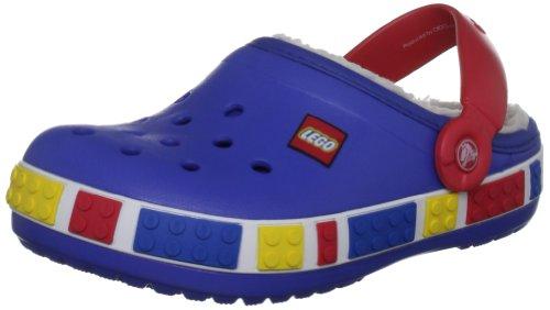 Crocs Crocband Lego Mammoth K CR.14631, Unisex - Kinder Clogs, Blau (Sbrd), EU 22-24 (UK C6-7)