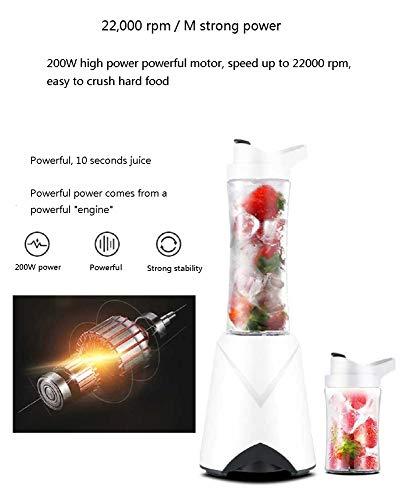 WFF Exprimidor portátil, máquina automática de Jugo eléctrica de ...