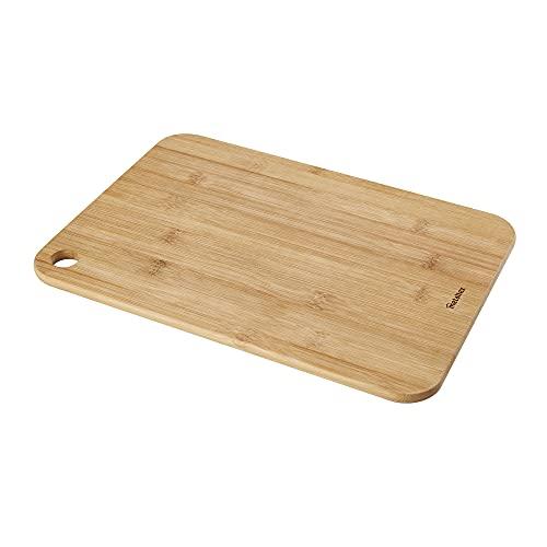 Metaltex Bamboo Cutting Board - 35 x 25 x 1 cm