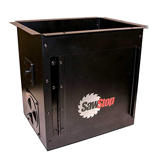 SawStop RT-DCB Downdraft Dust Collection Box for Router Lift