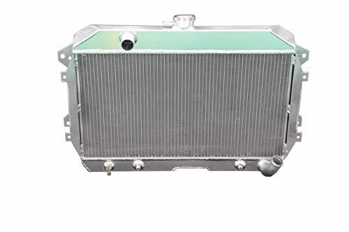 ZC110 New 3 Rows All Aluminum Radiator Fit 1974-75 Datsun 260Z / 1970-73 Datsun 240Z 2.6L L6