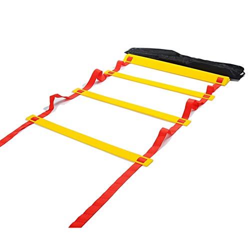 CPY Escalera de Velocidad,Escalera de Agilidad,Entrenamiento Velocidad y Agilidad de Fútbol,Deportes Equipo Entrenamiento Funcional para Fitness