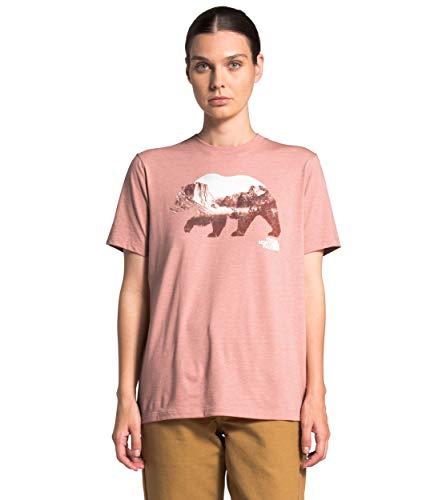 The North Face Camiseta gráfica Bearinda para mujer, talla XS