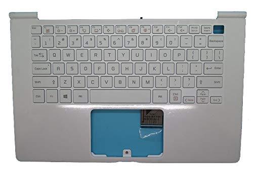 RTDpart - Teclado para portátil LG 14Z970-GA5HK 14Z970-G.AA52C 14Z970-G.AA53C 14Z970-G.AA75C 14Z970-G.AA76C 14Z970-GA55J 14ZD970 Estados Unidos con retroiluminación, sin Panel táctil