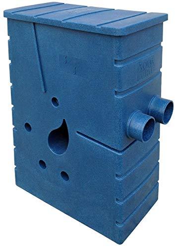 AquaForte Smartsieve 300 µm Siebbogenfilter für Schwerkraft, max. Durchfluss 25m³/h