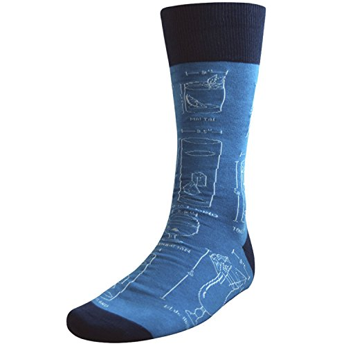 Tori Richard Footloose Socks - Royal Blue