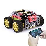 Adeept 4WD Smart Robot Car Kit...