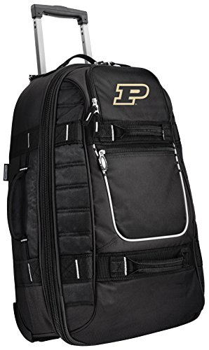 Buy Discount Broad Bay Small Purdue University Carry-On Bag Wheeled Suitcase Luggage Bags