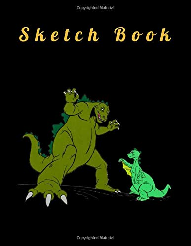 """Sketch Book:Animal Cartoon Net Cover Blank Drawing Book- Large Notebook for Drawing, Doodling or Sketching:: 110 Pages 8.5"""" x 11"""": Blank Paper Drawing and ... to save all your sketches and drawings!"""