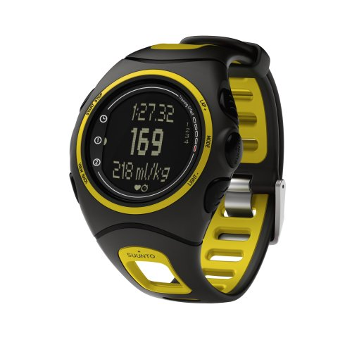 Best Price SUUNTO t6d Professional Wristop Training Computer (Black Smoke)