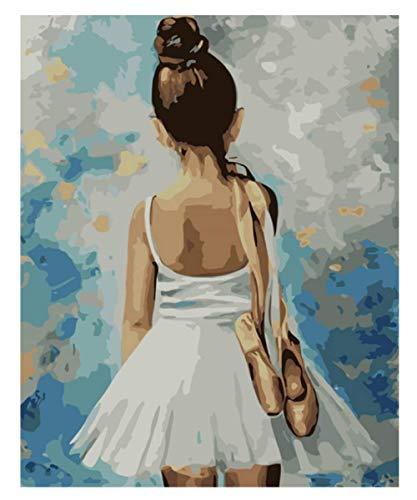 ysldtty Rompecabezas De 1000 Piezas Little Swan Dancer Back Vie Figure Wedding Ation Art Giftpuzzles Juguetes para Adultos Niños Puzzle Patrón De Regalo Juguetes Educativos